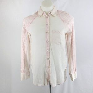 Holding Horses Anthropologie Button Down Shirt